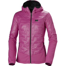 Helly Hansen W's Lifaloft Hybrid Insulator Jacket Dragon Fruit